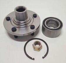 PAIR (2) NewTek 520100 Wheel Bearing and Hub Repair Kit Front