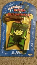 The Adventures of Rocky and Bullwinkle Boris Badenov Keychain Rare Collectible
