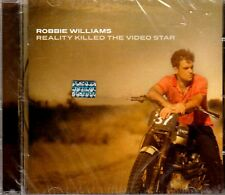 CD - ROBBIE WILLIAMS - Reality killed the video star