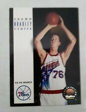 1993-94 SKYBOX ROOKIE  #188 SHAWN BRADLEY Basketball Card
