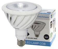 Pure White 5000k 18w LED PAR38 Spot Light Bulb COB PAR38 E27 Lamp Bulb