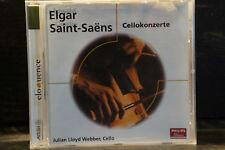 Elgar/Saint-Saens-violoncello concerti/Julian Lloyd Webber