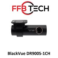 BlackVue DR900S-1CH 4K UHD Dashcam GPS WiFi Cloud (64GB) Authorized Dealer
