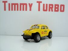 MAISTO VW VOLKSWAGEN BAJA BUGGY SAND SCORCHER IN YELLOW