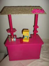 American Girl Kanani's Shaved Ice Stand Retired 2011 VHTF Accessories Lot