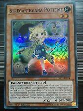 Stregartigiana Potterie INCH-IT014 Super Rara mint YUGIOH!