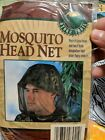 Mosquito Head Net, Ozark Trail, Dark Green Camo, New in Pack