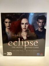 Twilight eclipse The Movie Board Game 2010 New Factory Sealed