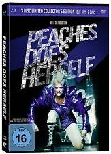 Peaches Does Herself (ltd Collectors Edition) 1x Blu-ray + 2x DVD NEU + OVP!