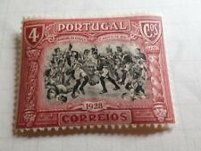 PORTUGAL, 1928, timbre 493, INDEPENDANCE, neuf*, MH
