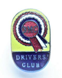 BMC DRIVERS PIN ENAMEL BADGE