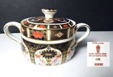 Royal Crown Derby OLD IMARI Covered Sugar Bowl, 1st Quality, MINT !!