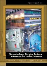 Mechanical and Electrical Systems in Construction and Architecture by Frank Dag…
