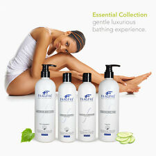 FRAGFRE Skin Care Set - Fragrance Free Hypoallergenic Sulfate Free Body Care Set