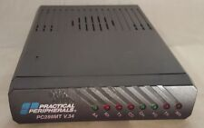 Practical Peripherals PC288MT V.34 External Modem NO AC POWER ADAPTER