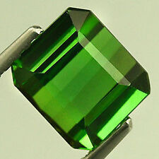 Emerald Shaped Loose Tourmalines