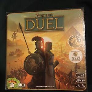 7 Wonders Duel Board Game. New.