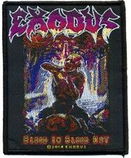 """Exodus """" Blood in , Blood Out """" Patch / PATCHES 602493 #"""