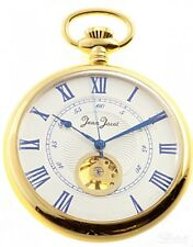 Analog Pocketwatch with Open Balance Spring Incl. Engraving Itrr -32211pl