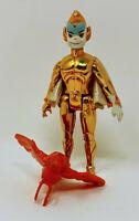 Vintage Silverhawks Copper Kidd Kid 1986 May Day Bird Kenner Figure Complete