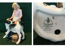 """Royal Doulton figurine """"Country Maid�"""