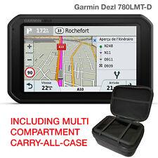 "Garmin Dezl 780 LMT-D 7"" LCD Truck HGV GPS SAT NAV Europe Maps & Digital Traffic"