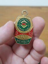 Adamstown Soccer Club 1972 Member Badge