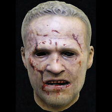 Merle Walking Dead Bloody Face Full Head Adult Latex Halloween Mask