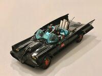 CORGI 267 BATMOBILE 1960's VERSION WITH BATMAN & ROBIN FIGURES