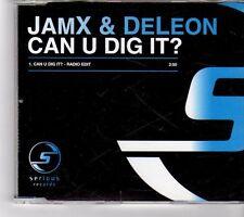 (FM960) JamX & Deleon, Can U Dig It? - 2002 DJ CD