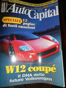 RIVISTA AUTOCAPITAL annata 2004 automobile