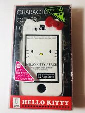 Hello Kitty JAPAN RARE Cover Fits I POD and  I Phone 4, Case Cell Phone Sanrio