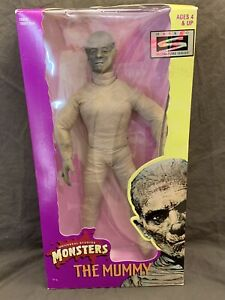 "Universal Studio's Monsters The Mummy Action Figure Hasbro 12"" Signature Series"