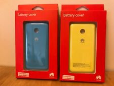 Huawei Coque Arriere Ascend Y330 JAUNE