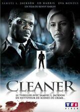 DVD - CLEANER / RENNY HARLIN, SAMUEL L. JACKSON, EVA MENDES, ED HARRIS