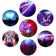 USB Mini LED RGB Disco Stage Light Party Club DJ KTV Xmas Magic Phone Ball Lamps