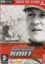 Best of Atari: Michael Schumacher World Tour Kart (PC CD) NEW & Sealed