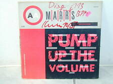 """*****MARRS""""PUMP UP THE VOLUME""""-12""""Inch*****"""