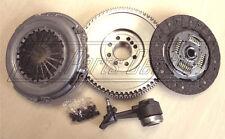 Para Ford Mondeo MK3 2.0 TDCi Solid Masa Rígida Volante Kit De Conversión De Embrague 5 velocidades
