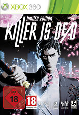 Killer is Dead -- Limited Edition (Microsoft Xbox 360, 2013, DVD-Box)