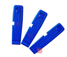 Schwalbe Pack of 3 Tyre levers - Plastic, Durable, lightweight Bike Cycle Tools