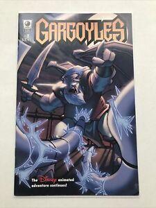 Gargoyles 8, SLG Publishing 2007, Low Print