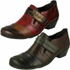 Ladies Remonte Block Heel Casual Shoes 'D7304'