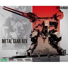 Metal Gear Solid - 1/100 Metal Gear Rex Plastic Model Kit (Kotobukiya)