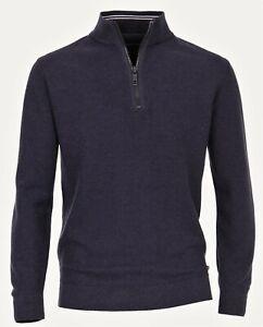 CASA MODA Herren Troyer Pullover Sweater Übergröße 4XL NEU UVP 79,99
