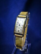 Omega 18ct Solid Gold Watch