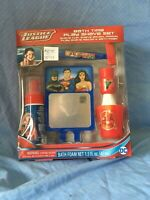 BRAND NEW DC Justice League Bath Time Play Shave Set Toy FACTORY SEALED