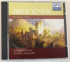 BRUCKNER A. - SYMPHONY 5 - JOCHUM - CD Nuovo Unplayed