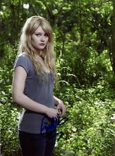 Beautiful EMILIE DE RAVIN In-person Signed Photo - LOST