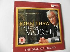JOHN THAW INSPECTOR PROMO DVD THE DEAD OF JERICHO